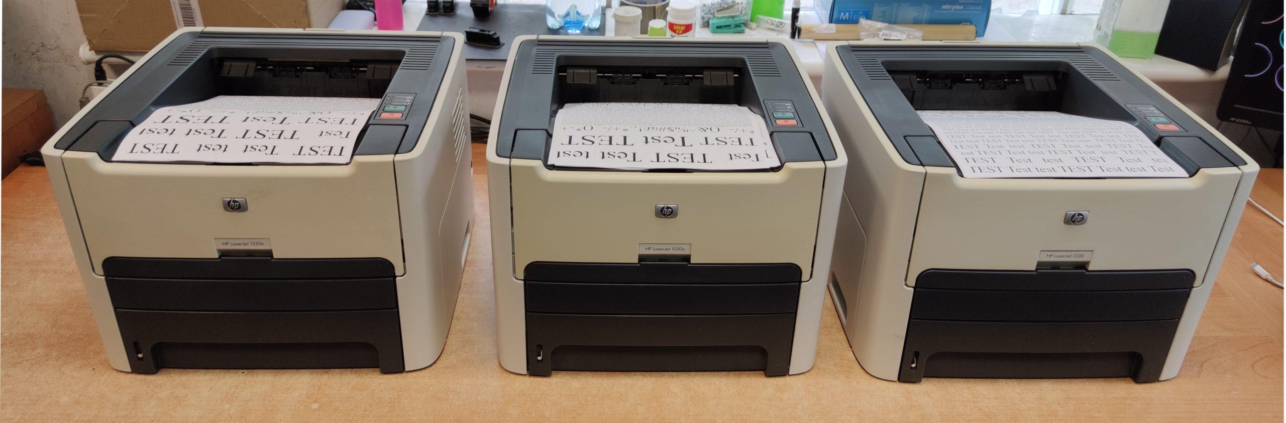 serwis drukarki HP